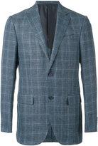 Ermenegildo Zegna Milano Easy Blazer - men - Silk/Linen/Flax/Cupro/Wool - 50