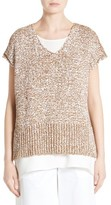 Lafayette 148 New York Women's Crop Knit Sweater