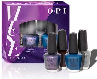 OPI Muse Of Milan Nail Polish Mini Gift Set 4 X 3.75Ml