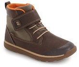 Stride Rite Boy's 'M2P Barclay' High Top Boot