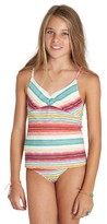 Billabong Girl's Surfin' Billa Two-Piece Tankini Swimsuit