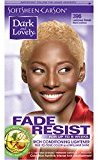 Soft Sheen Carson Dark and Lovely Fade Resist Rich Conditioning Color, Luminous Blonde 396