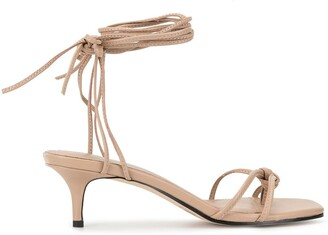 Mara & Mine Olympia strapped sandals