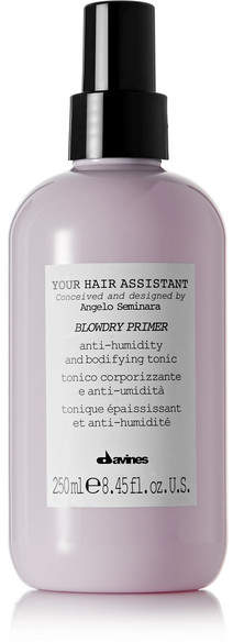 Davines Your Hair Assistant Blowdry Primer, 250ml - Colorless