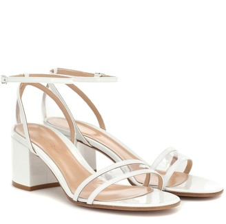 Gianvito Rossi Exclusive to Mytheresa a Sheryl 60 patent-leather sandals