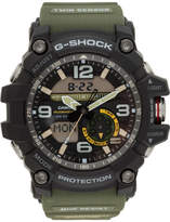 G-Shock G Shock Mudmaster Twin Sens, Blk/Green, Resin