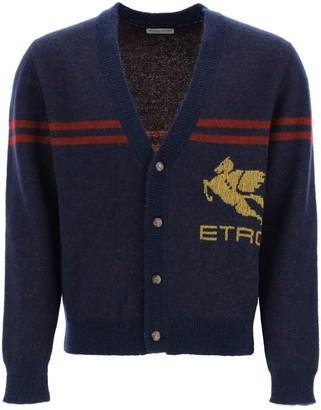 Etro Pegaso Detail Cardigan