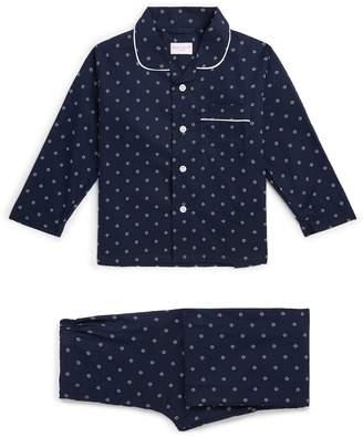 Derek Rose Flower Pyjama Set