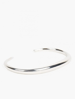 All Blues 925 Silver Satiated Snake Bangle