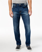 Sean John Men's Hamilton Relaxed Tapered Jeans