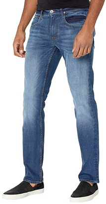 Hudson Byron Five-Pocket Straight Zip Fly in Elston (Elston) Men's Jeans