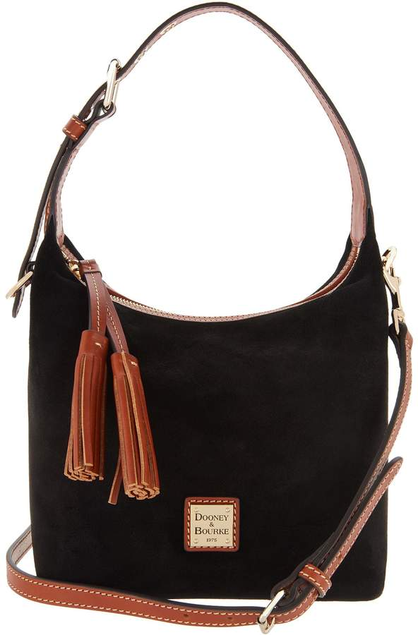 Dooney & Bourke Suede Paige Crossbody