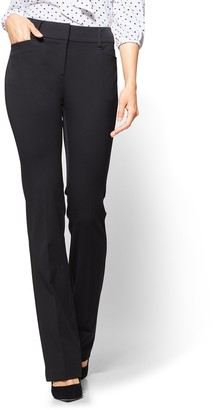 New York & Co. Tall Bootcut Pant - Mid Rise - SuperStretch - 7th Avenue