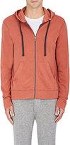 James Perse Men's Cotton Zip-Front Hoodie