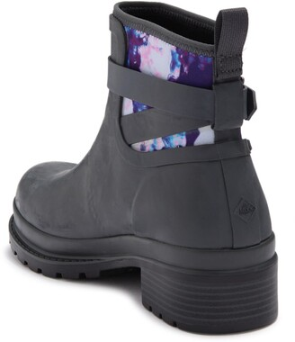 The Original Muck Boot Company Liberty Rubber Ankle Boot