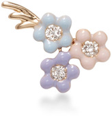 Alison Lou Bouquet of Daisies Stud Earring
