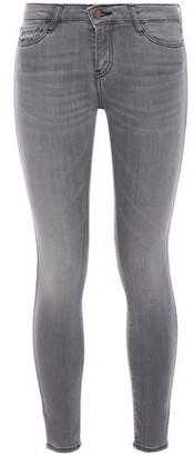 BA&SH Dsanders Cropped Mid-rise Skinny Jeans