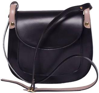 Zoé De Huertas Anglet Black Cross Body Bag