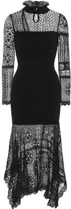 Alexander McQueen Lace dress