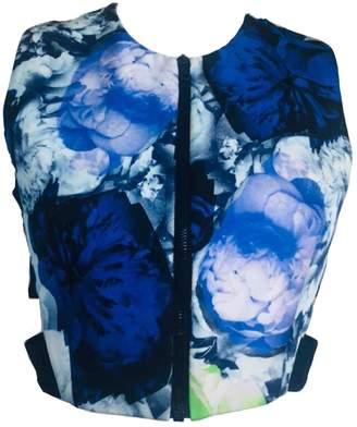 Josh Goot Blue Silk Top for Women