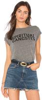 Spiritual Gangster Varsity Rec Tee