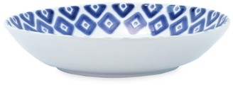 Vietri Viva Santorini Medium Ceramic Serving Bowl