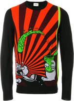 Iceberg Popeye printed sweater