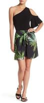 Natori Orchid Print Shorts