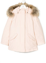 Woolrich Kids classic padded coat