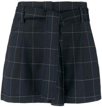3.1 Phillip Lim Checked Shorts