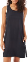Alternative Jetset Cupro Sleeveless Tank Dress
