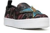 Sam Edelman Women's Leila Bird Embellished Platform Sneaker