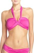 Seafolly Women's Halter Bikini Top