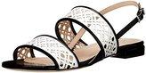 Aquatalia by Marvin K Aquatalia Women's Genevieve Patent Flat Sandal