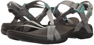 Teva Sirra (Desert Sage) Women's Shoes