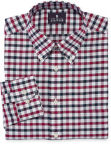 STAFFORD Stafford Wrinkle-Free Oxford Dress Shirt