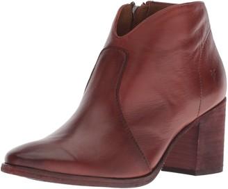 Frye Women's Nora Zip Short Boot