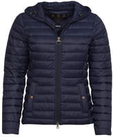 Barbour Navy Orla Quilt Jacket for Women - 8 (UK)
