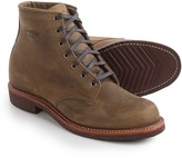 "Chippewa Utility Service Lace-Up Boots - Leather, 6"" (For Men)"
