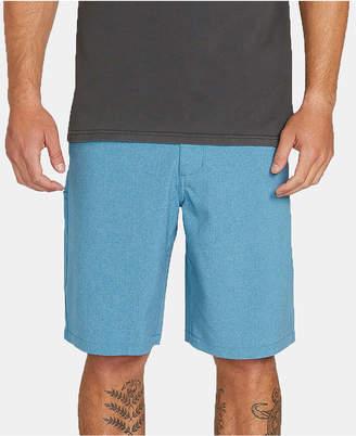 Volcom Men Kerosene Hybrid Stretch Shorts