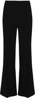 Roland Mouret Parkgate slit flared trousers