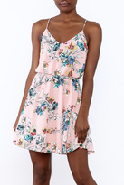 Lush Floral Perfect Dress