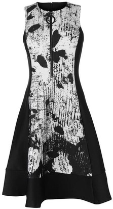 DKNY Occasion Sleeveless Flow Fit Dress Ladies