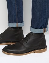 Selected New Royce Leather Warm Boots