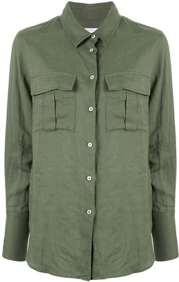 Venroy Chest Pockets Shirt