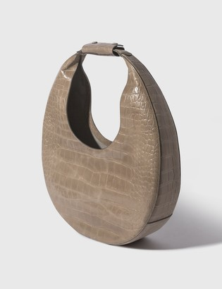 STAUD Large Moon Tote Bag