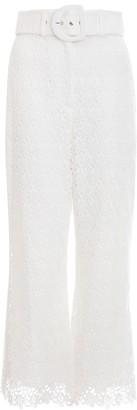 Zimmermann Super Eight Lace Pant