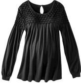 Liz Lange for Target® Maternity Long-Sleeve Top - Assorted Colors