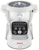 Tefal FE800A60 Cuisine Companion the All in One Kitchen Wonder Machine: White/Silver