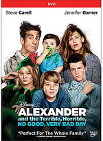Disney Alexander and the Terrible, Horrible, No Good, Very Bad Day DVD